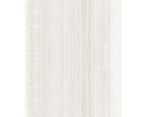 Papier peint intissé 58127 Beluga rayures crème