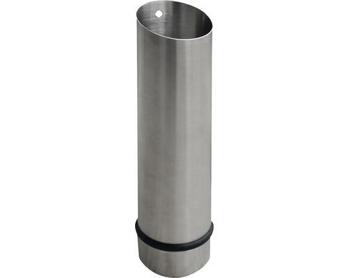 Évaporateur en acier inoxydable rond 2 pièces