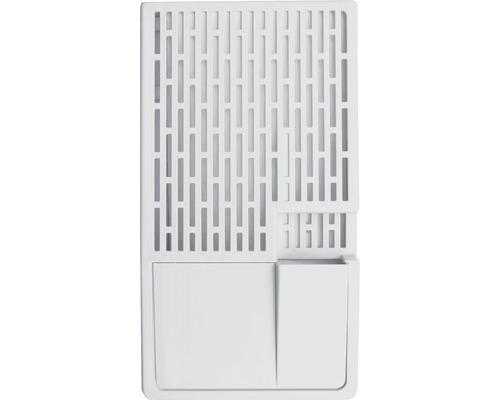 Humidificateur d''air en polystyrène 2 blanc