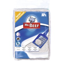 Katzenstreu Mr. Beef White Hygiene 12 l-thumb-0