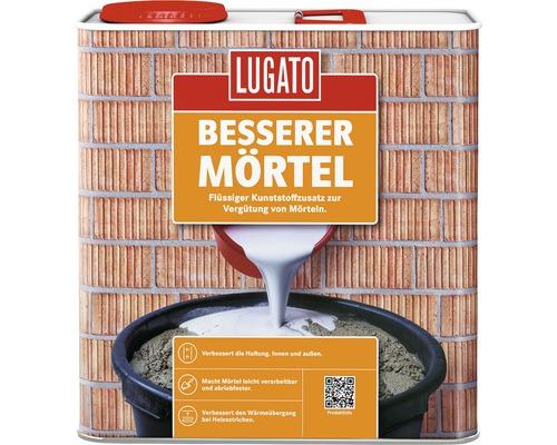 Mörtelzusatz Lugato Besserer Mörtel 1 kg