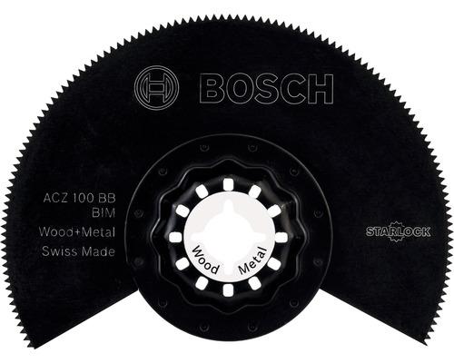 Bosch Starlock BIM, segment W+M ACZ 100BB