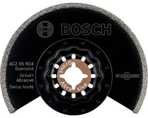 Lame diamant Bosch Starlock, segment ACZ 85 RD4