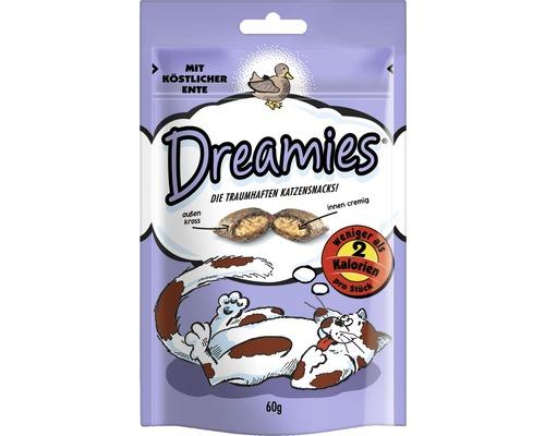 En-cas pour chats Dreamies au canard 60 g