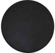 Coussins en feutre gris foncé Ø 35 cm-thumb-0