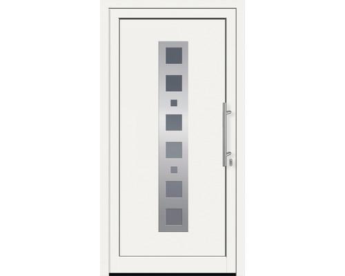 Porte D Entrée Aron Econ Aluminium Modèle 580 100x200 Cm