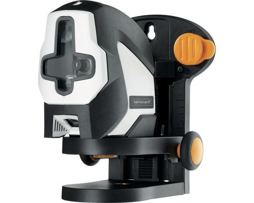 Laser à lignes croisées Laserliner SuperCross-Laser 2P
