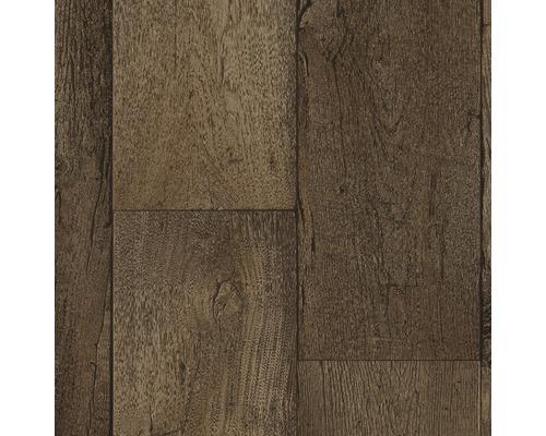 PVC Andros beige-brun largeur 300cm (marchandise au mètre)