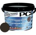 PCI Nanofug Premium Variabler Flexfugenmörtel für alle Fliesen und Natursteine dunkelbraun 5 kg