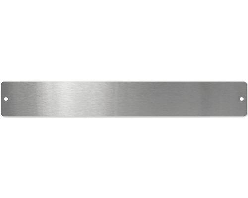 Barre magnétique Element argent 5x35 cm