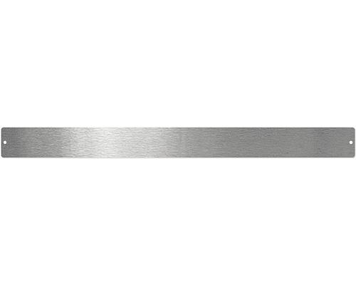Barre magnétique Element grand format argent 6x70 cm