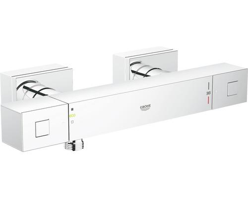 Mitigeur de douche à thermostat GROHE Grohtherm Cube 34488000 chrome