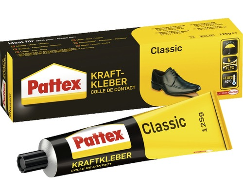 colle forte pattex classic 125 g hornbach luxembourg. Black Bedroom Furniture Sets. Home Design Ideas