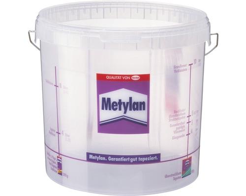 Seau à colle pour papiers peints Metylan 10 l
