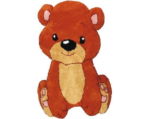Tapis pour enfants Shag Bear 80x120cm