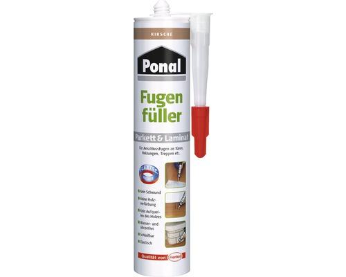 Ponal Parkett- und Laminat- Fugenfüller 280 ml kirsche
