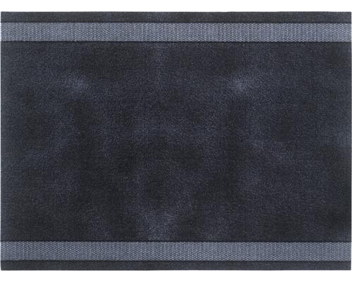 Tapis longR un & Wash Magic anthracite largeur 67 cm (marchandise au mètre)