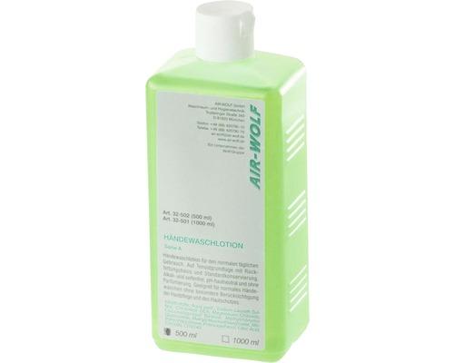 Lotion nettoyante pour les mains Air-Wolf 500 ml 32-502