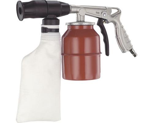 Pistolet de sablage SP Aerotec sans poussière