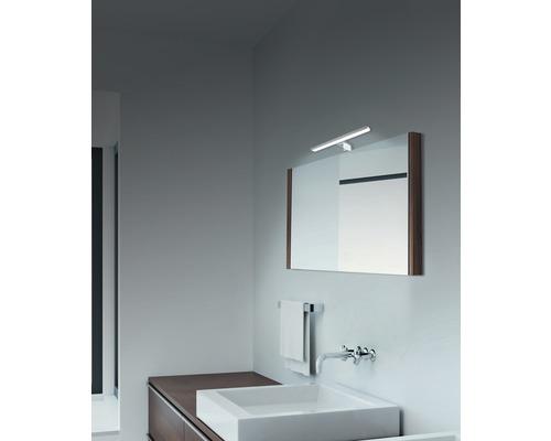Applique de miroir à LED Desio 30cm chrome 3 en 1 IP 44