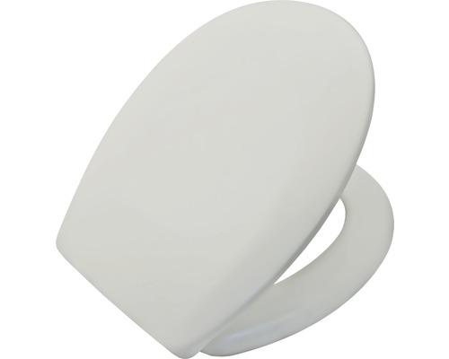 Abattant WC form&style Cuvier blanc avec abaissement automatique