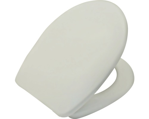 Abattant WC Bacan blanc