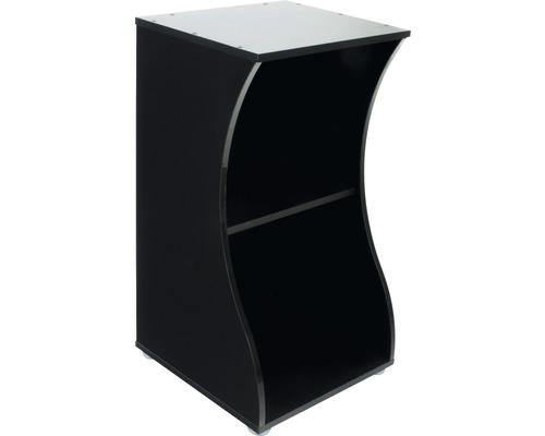 Meuble bas pour aquarium Fluval Flex 57 l 41,5 x 42 x 77 cm noir