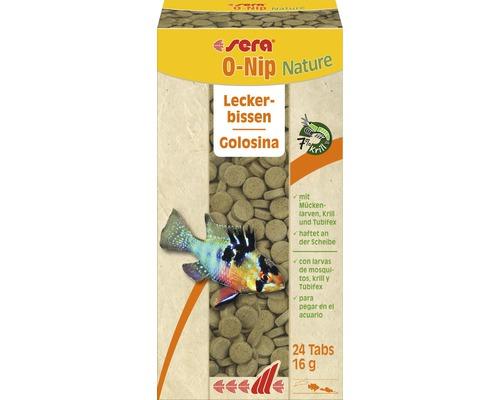 Futtertabletten sera O-Nip FD Nature 24 Tabletten