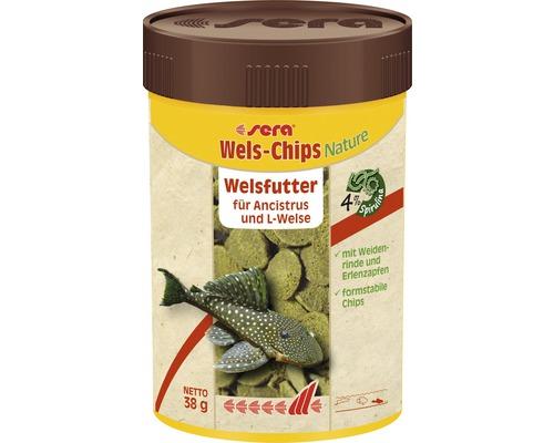 Chips de poisson-chat sera 100 ml