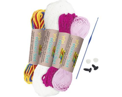 Kit créatif pour crochet licorne