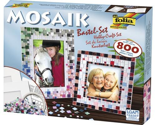 Kit créatif Mosaïque 800 pièces