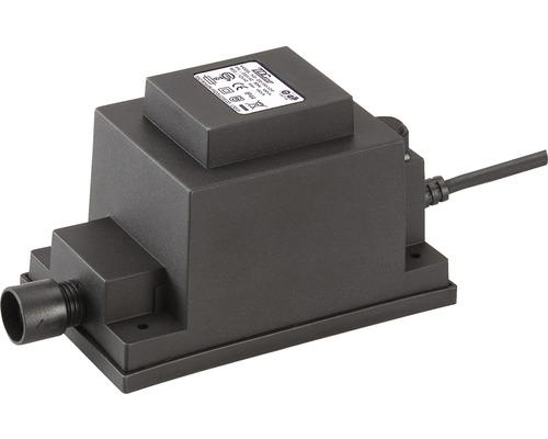 Transformateur pour l''extérieur 150 watts noir Season Lights