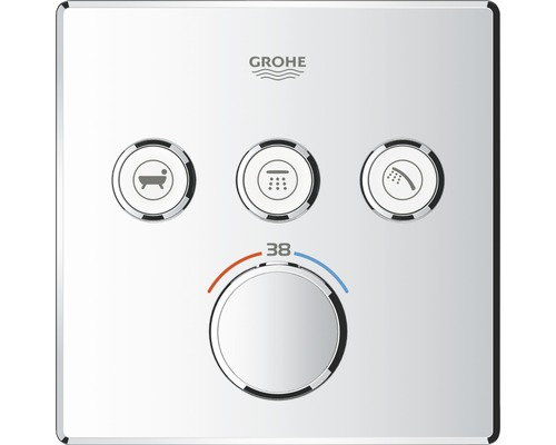 Thermostat encastrable GROHE Grohtherm SmartControl 29126000