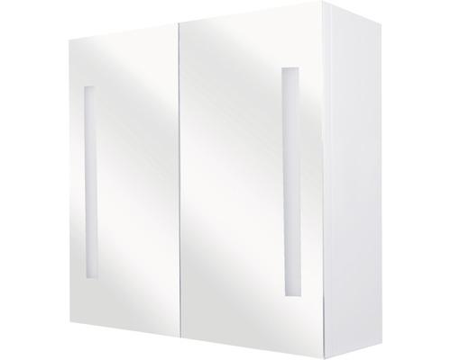 LED Spiegelschrank Sotto weiß 67,5x50 cm