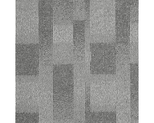 Teppichfliese Impression 955 grau 50x50 cm