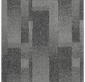 Dalle de moquette Impression 985 graphite 50x50cm