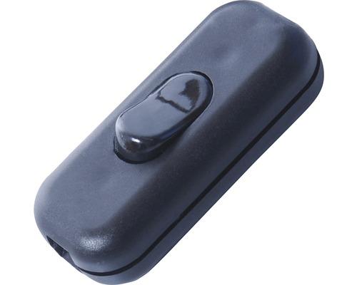 Interrupteur intermédiaire à cordon noir