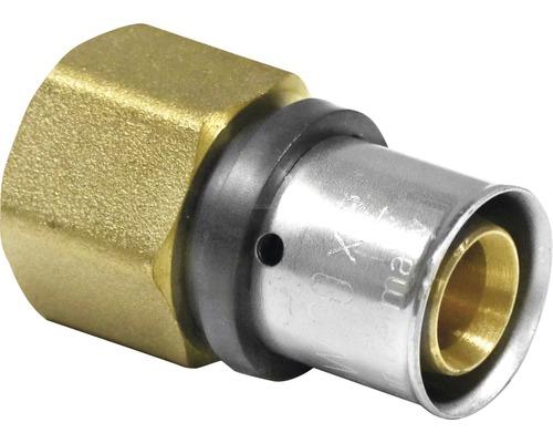 """Raccord à compression pièce de recouvrement pour MSVR 16mm x 1/2"""" filetage intérieur"""