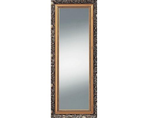 Rahmenspiegel Holz Verde 46x111 cm goldfarben