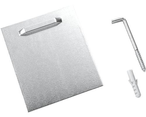 Spiegelhalter Aufhängeblech 1 Stück
