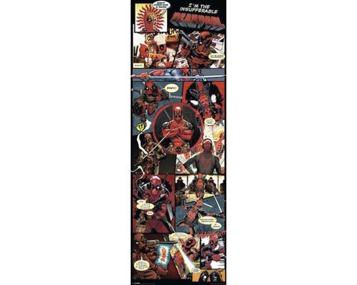 Panneau décoratif Movie Deadpool 52x156 cm