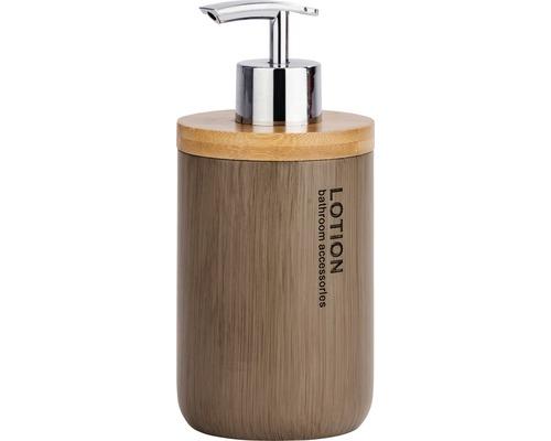 Distributeur de savon Palo taupe