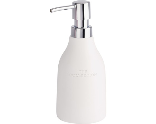Distributeur de savon The Collection blanc