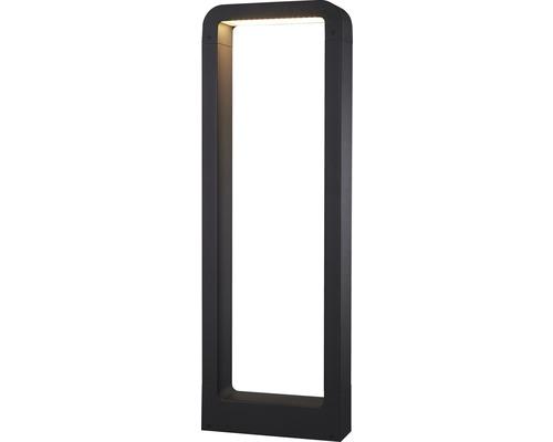 Lampe d''extérieur sur pied FLAIR LED 10,5W 600lm 3.000K blanc chaud Taygeta noir h 800mm