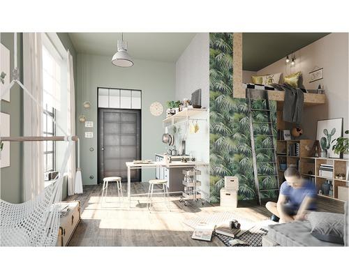 PVC Saloon planche nature 300 cm (vendu au mètre)