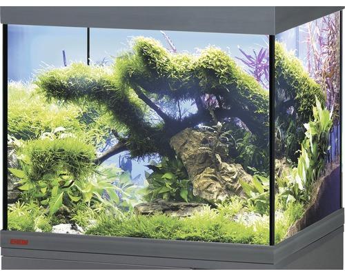 Aquarium EHEIM Vivaline 82 sans éclairage 81x36x40cm anthracite