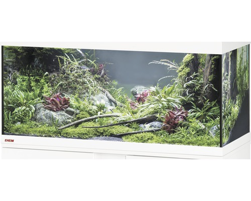 Aquarium EHEIM Vivaline 105 sans éclairage 101x41x49cm blanc