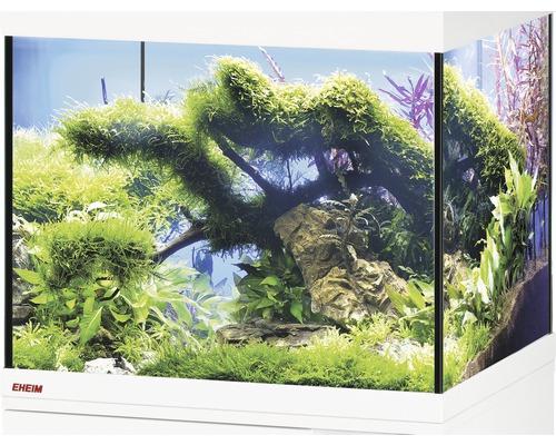 Aquarium EHEIM Vivaline 82 sans éclairage 81x36x40cm blanc