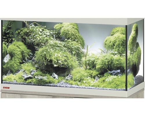 Aquarium EHEIM Vivaline 62 sans éclairage 61x51x54cm chêne gris