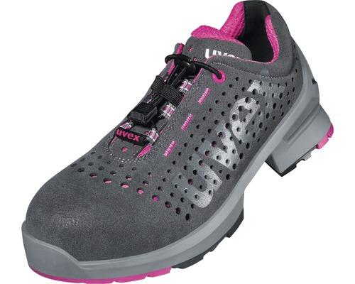Chaussures basses de sécurité S1 Uvex 1 HS pour femmes perforées taille 36